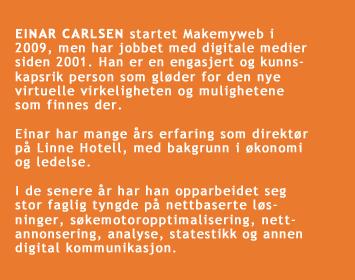 Einar Carlsen